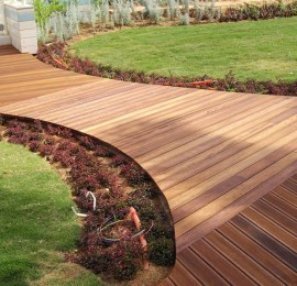 External Wood Flooring